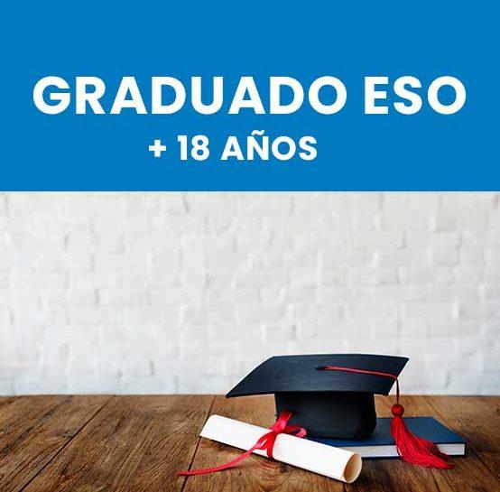 Graduado ESO +18