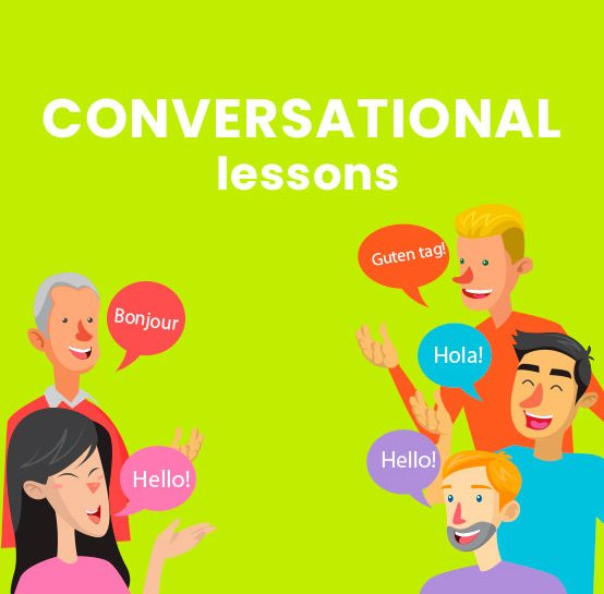 Conv. lessons