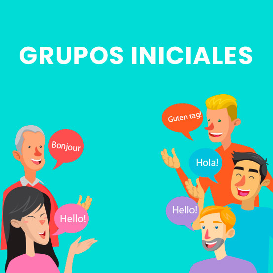 Grupos iniciales