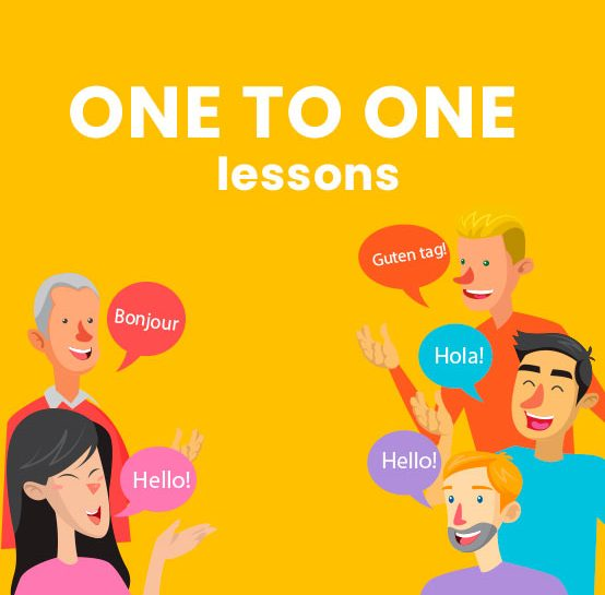 One to one lessons